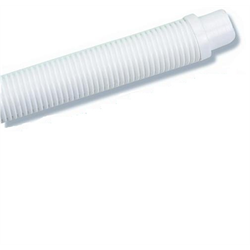 POOL CLEANER REPLACEMENT HOSE, WHITE